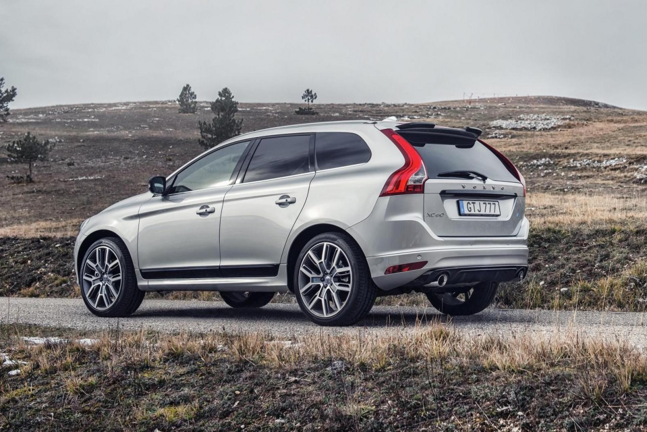 volvo announces polestar performance parts for v40 s60 xc60 performancedrive. Black Bedroom Furniture Sets. Home Design Ideas