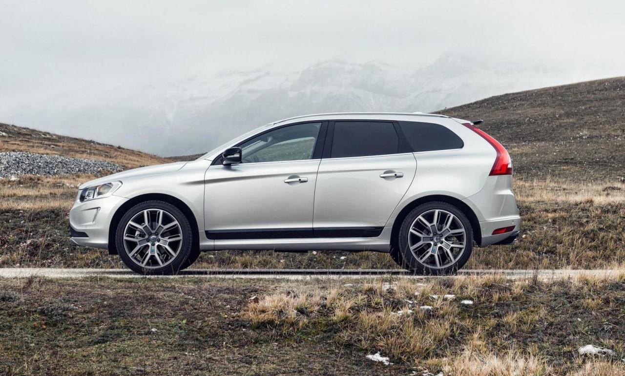 Volvo Announces Polestar Performance Parts For V40 S60 Xc60 Performancedrive