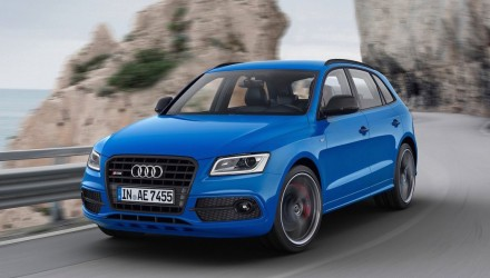 2016 Audi SQ5 plus on sale in Australia from $108,900