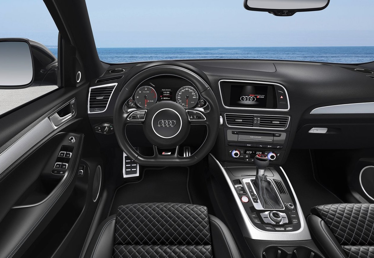 2016 Audi Sq5 Plus On Sale In Australia From 108 900