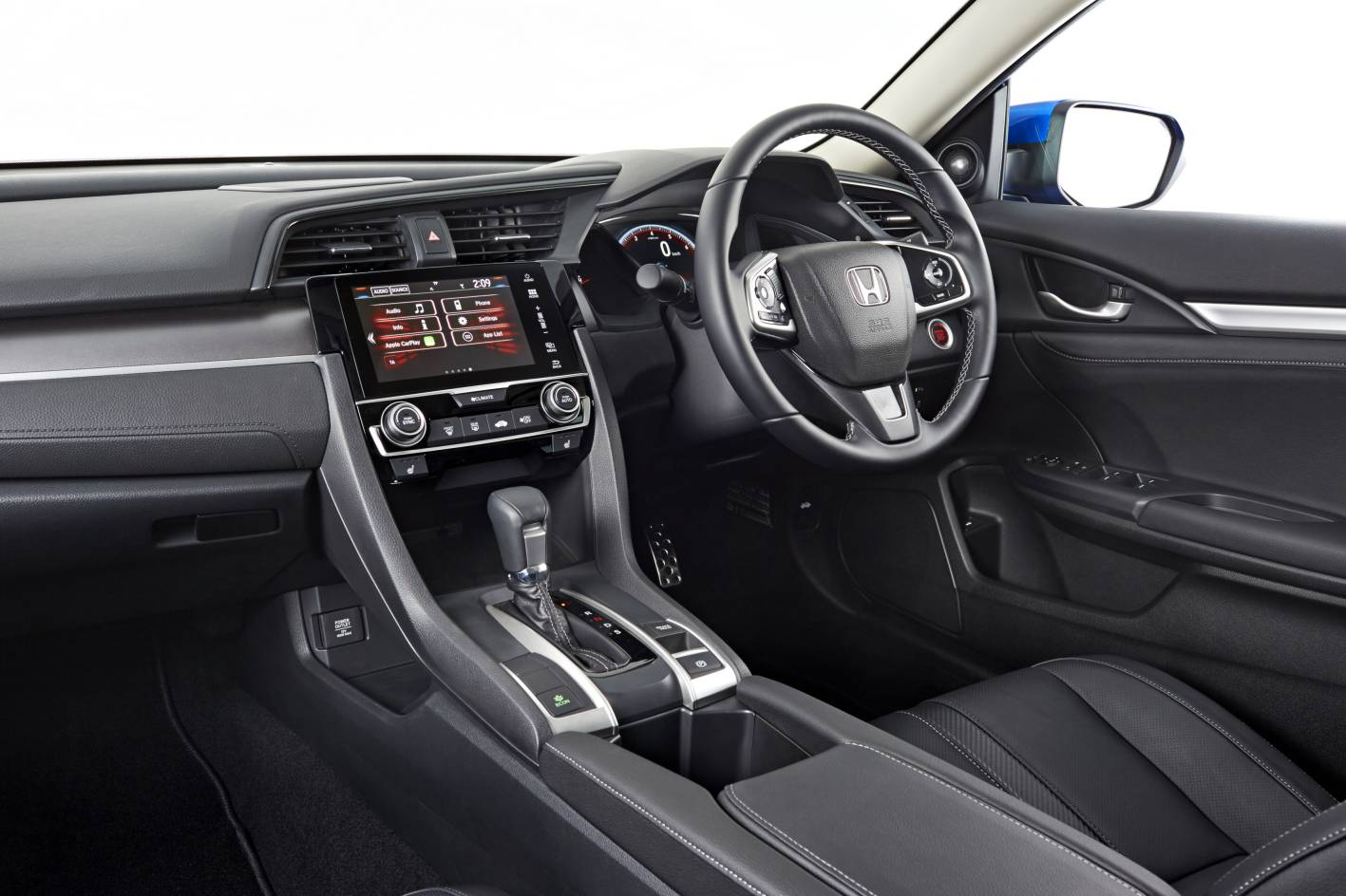 honda civic si interior 2016 honda civic interior 2016 honda civic ...