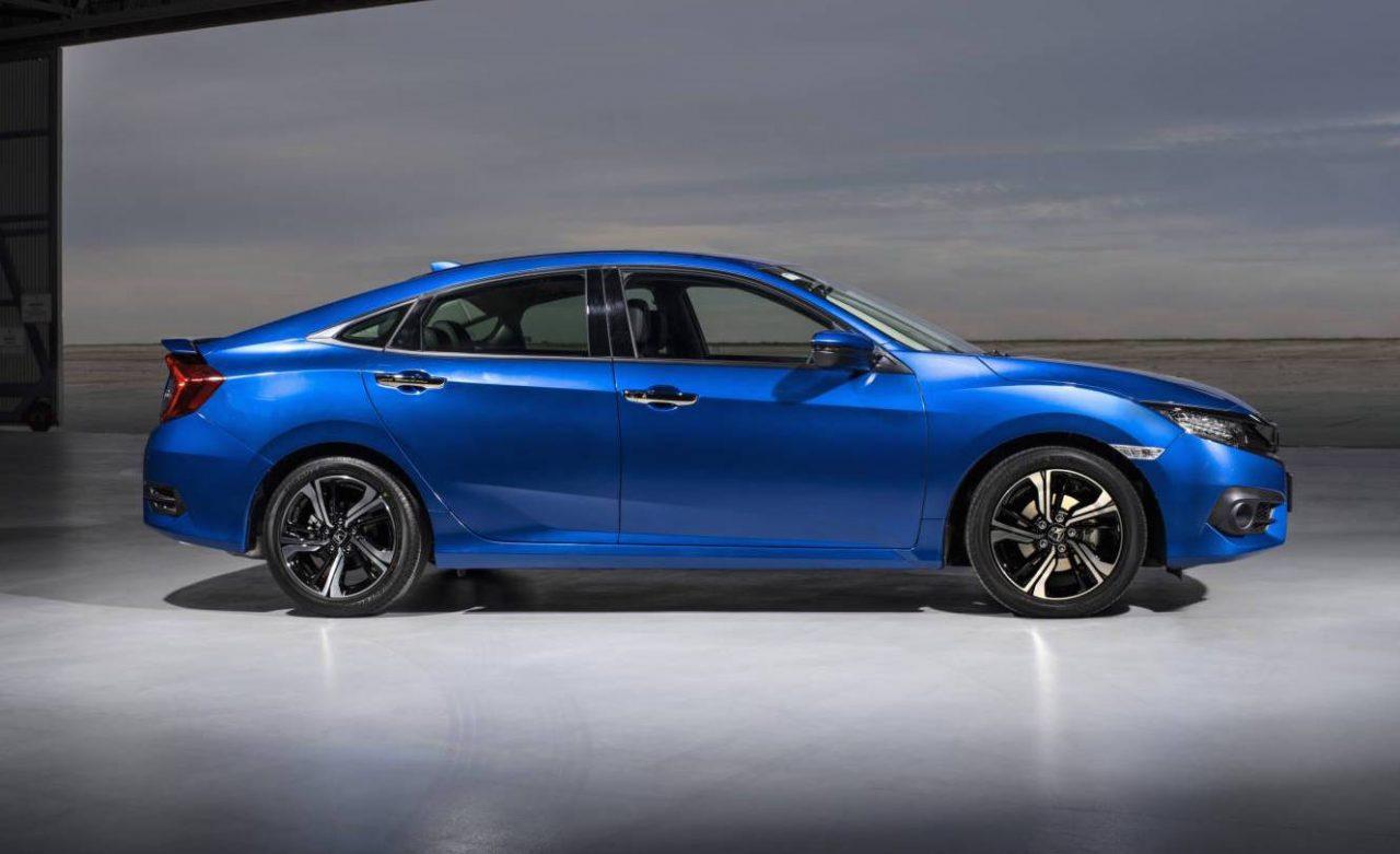 2016 honda civic sedan priced from au 22 390 debuts 1 5 turbo performancedrive. Black Bedroom Furniture Sets. Home Design Ideas
