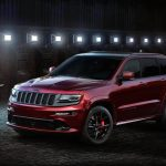 Jeep Grand Cherokeet SRT Night edition announced for Australia