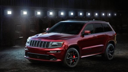 Jeep Grand Cherokeet SRT Night edition announced for Australia