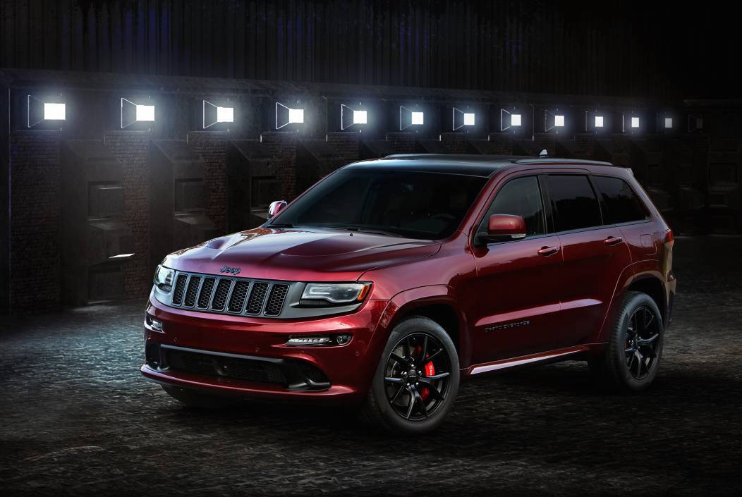 jeep grand cherokeet srt night edition announced for australia performancedrive. Black Bedroom Furniture Sets. Home Design Ideas