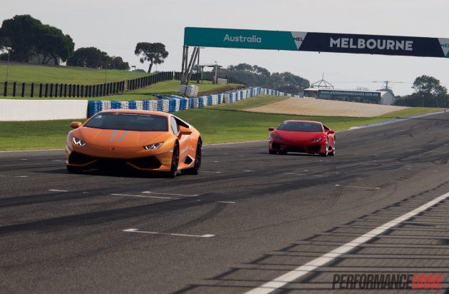 2016 Lamborghini Huracan LP 580-2-Phillip Island