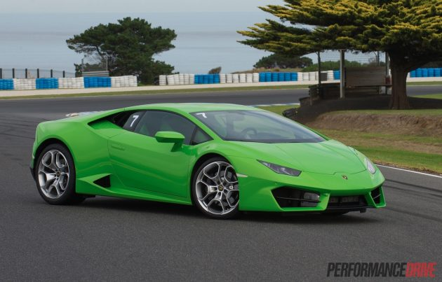 lamborghini huracan lp 580 2 review australian launch video performancedrive. Black Bedroom Furniture Sets. Home Design Ideas