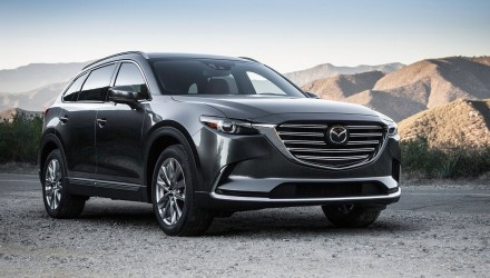 Mazda Australia confirms 4 variant levels for new CX-9, 2WD & AWD
