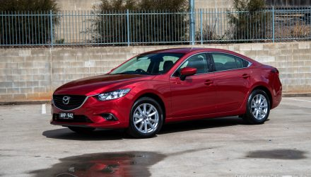 2016 Mazda6 Sport review (video)