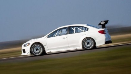 Prodrive Subaru WRX STI developed to crack Isle of Man record