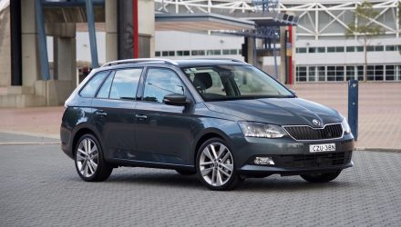2016 Skoda Fabia 81tsi wagon review (video)