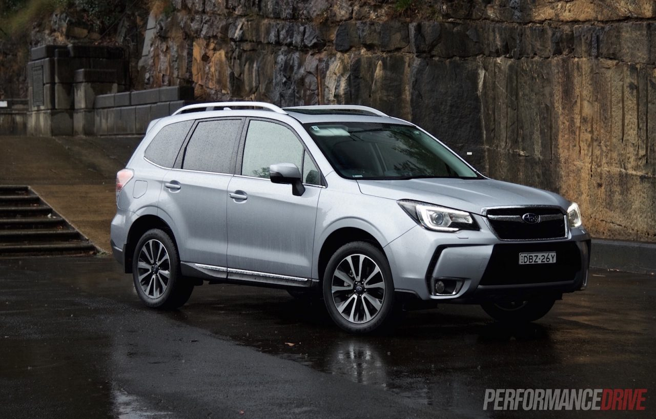 2016 subaru forester xt premium review video performancedrive. Black Bedroom Furniture Sets. Home Design Ideas