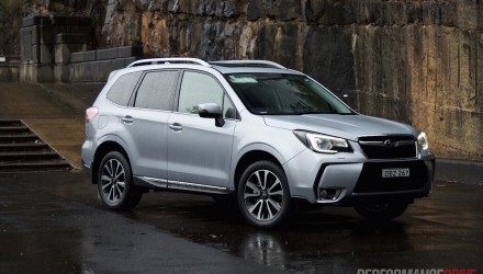 2016 Subaru Forester XT Premium review (video)