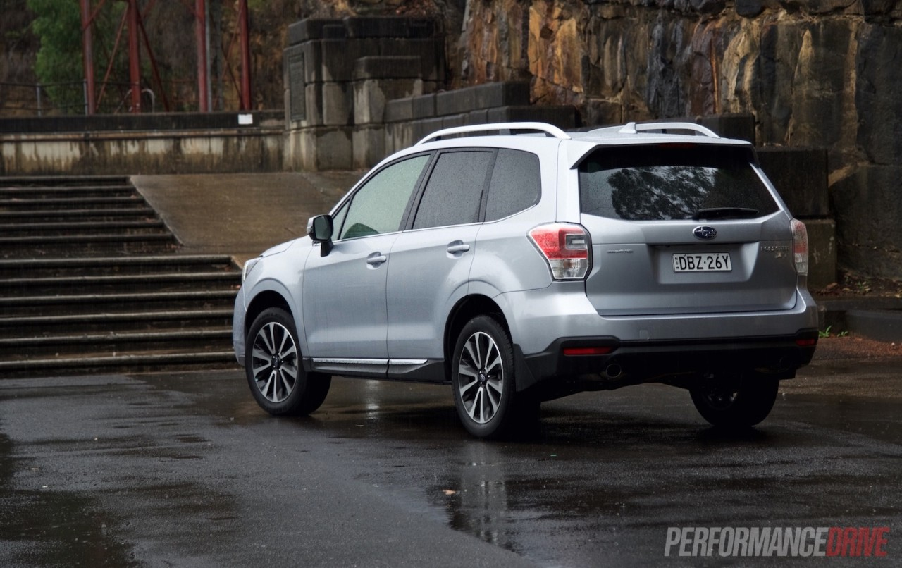 2016 Subaru Forester XT Premium review (video ...