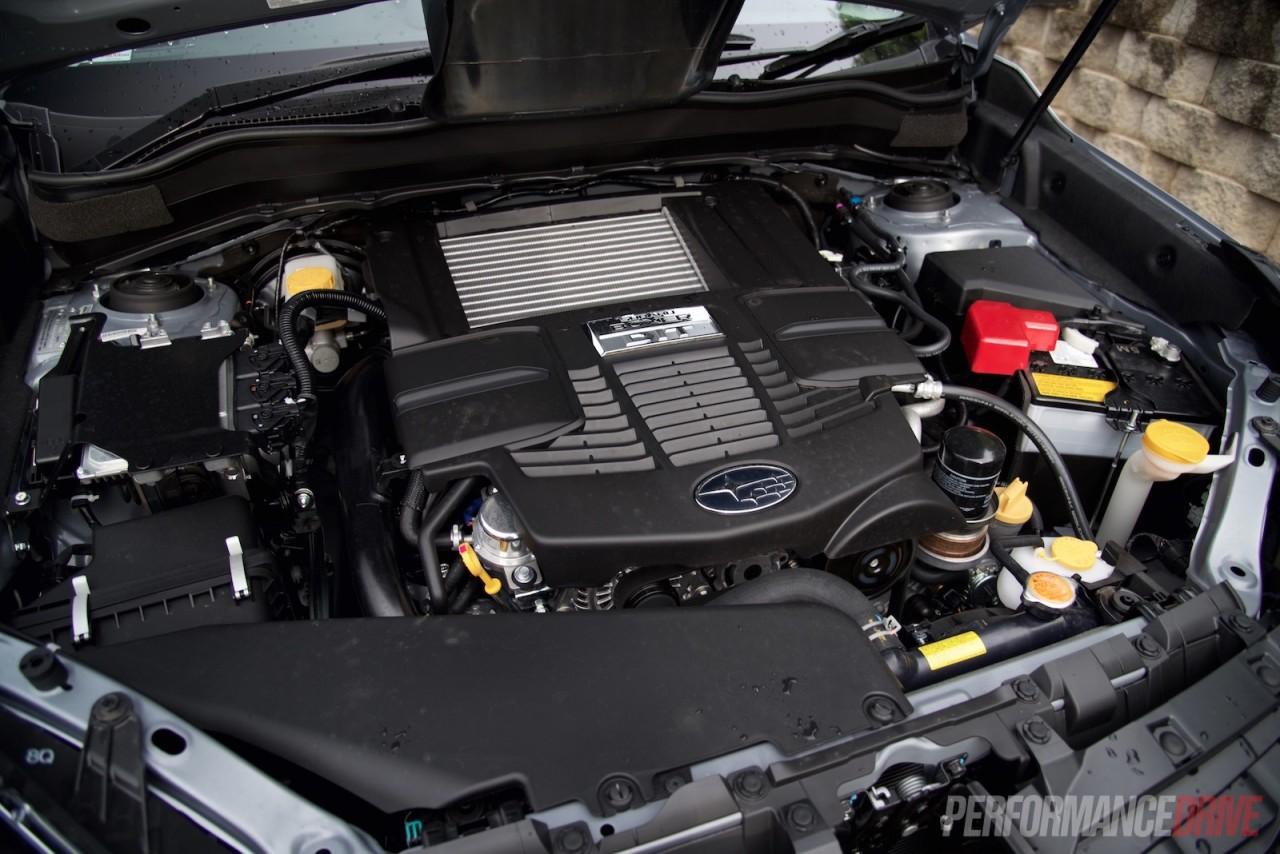 Subaru Forester Cargo Space >> 2016 Subaru Forester XT Premium review (video ...