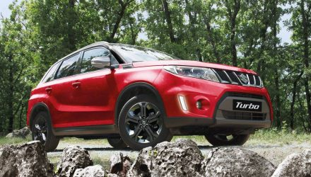 20016 Suzuki Vitara S Turbo on sale in Australia from $28,990