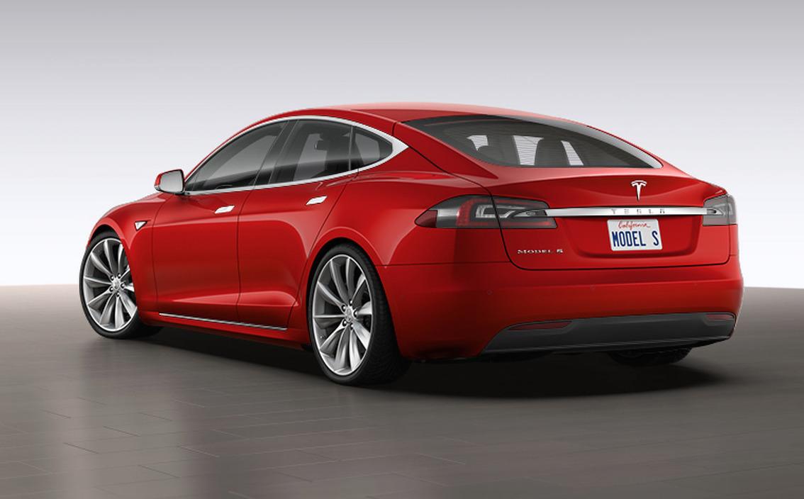 Tesla P90d For Sale >> 2016 Tesla Model S facelift revealed with updated design | PerformanceDrive