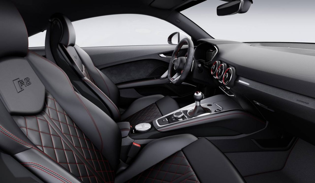 2017 audi tt interior 2017 2018 best cars reviews for Audi tt interieur