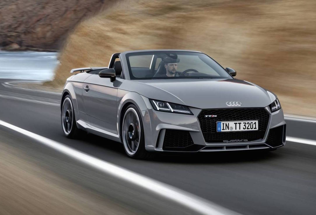 2017 audi tt rs revealed most powerful ever with new 2 5t performancedrive. Black Bedroom Furniture Sets. Home Design Ideas