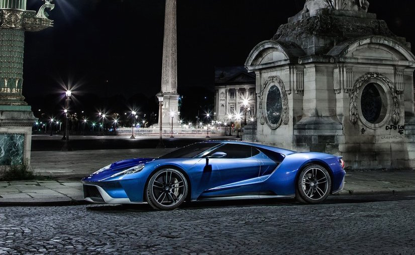 ... GT the rarest and arguably most desirable model of Ford's lineup