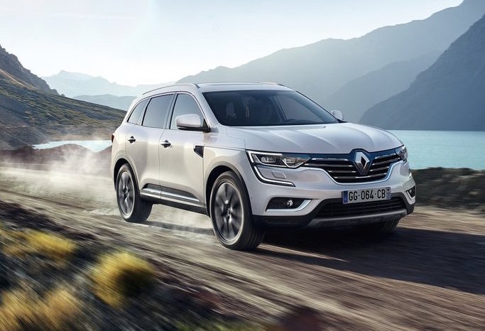 2017 Renault Koleos unveiled; larger, more upmarket | PerformanceDrive