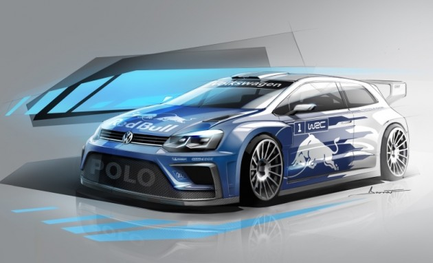 2017 Volkswagen Polo R WRC car preview