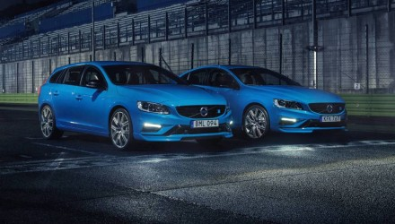 2017 Volvo S60 Polestar gets 2L twin-charged 4cyl, quickest Volvo ever