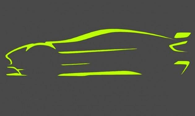 Aston Martin GT8 preview