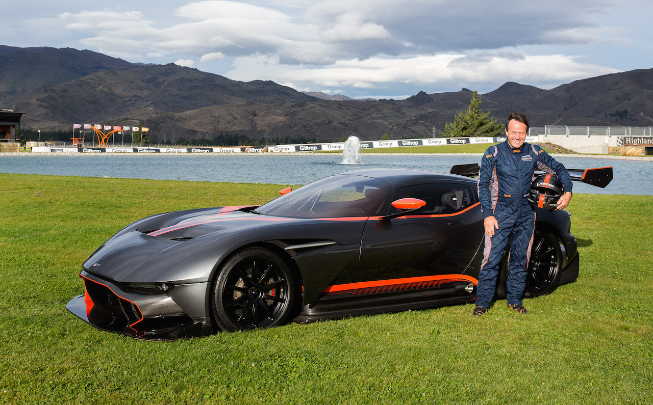 4 2m Aston Martin Vulcan Delivered To Highlands