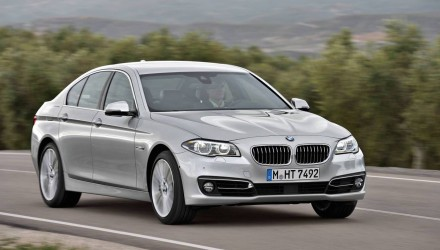 BMW 5 Series production hits 2 million, world's most popular in segment