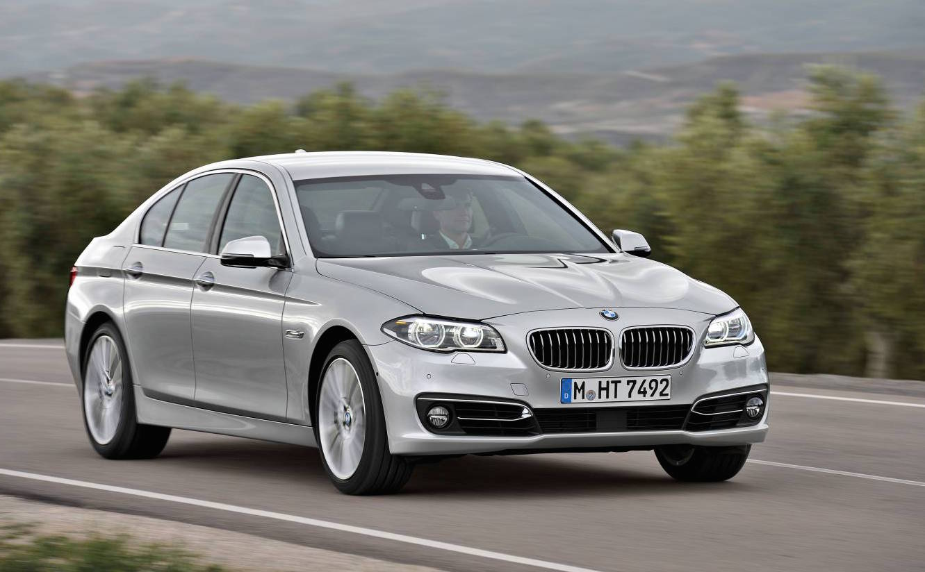 Exceptional BMW 5 Series