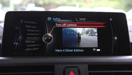 BMW M Laptimer app gets full GoPro camera integration option