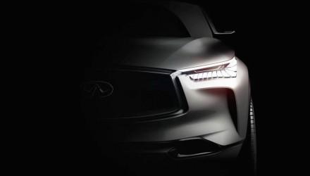 Infiniti QX Sport Inspiration concept previews next-gen mid-size SUV