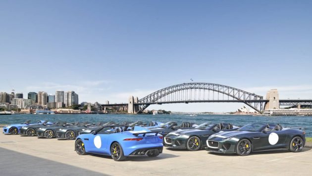 Jaguar F-Type Project 7-Australia