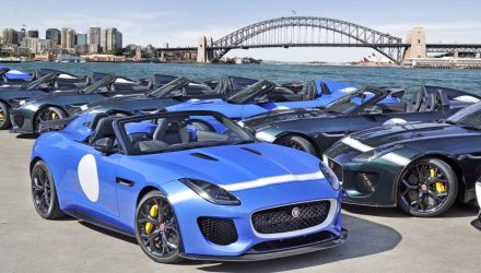 Jaguar F-Type Project 7 confirmed for Australia; fastest Jag ever