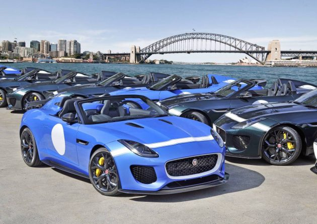 Jaguar F-Type Project 7-Sydney
