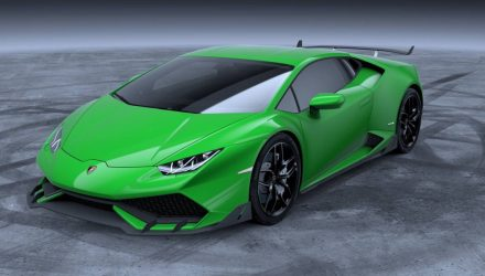 Lamborghini to offer optional aero package for Huracan?