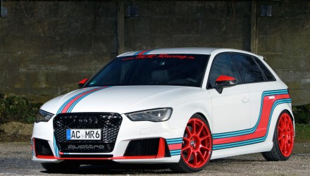 MR Racing tunes 2.5T Audi RS 3 to oblivion