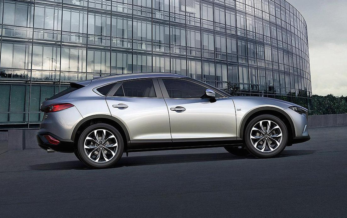Sporty Mazda CX-4 debuts in China, for Chinese market only ...