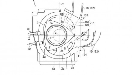 Mazda SkyActiv-R rotary patent application found, details interesting new layout