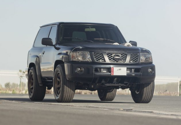 Nissan Patrol-Paddy McGrath