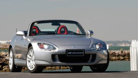 New Honda S2000 rumoured, to celebrate company's 70th birthday