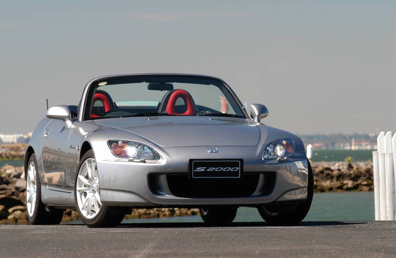 Is Honda bringing back the S2000?