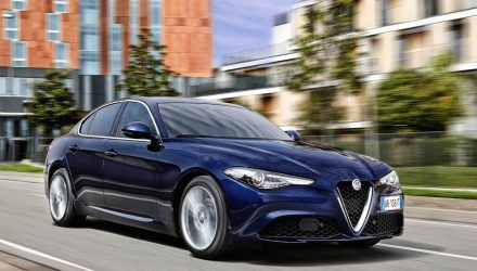 Alfa Romeo Giulia to debut new autopilot technology – report