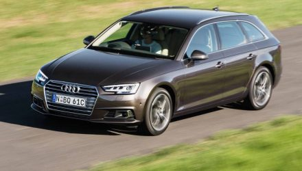 2016 Audi A4 Avant on sale in Australia from $63,900