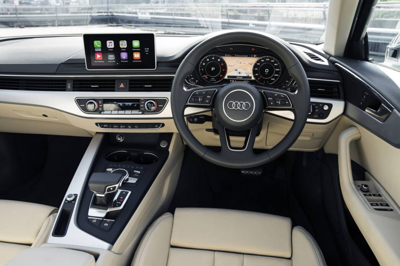 Audi a5 tdi 2012 review