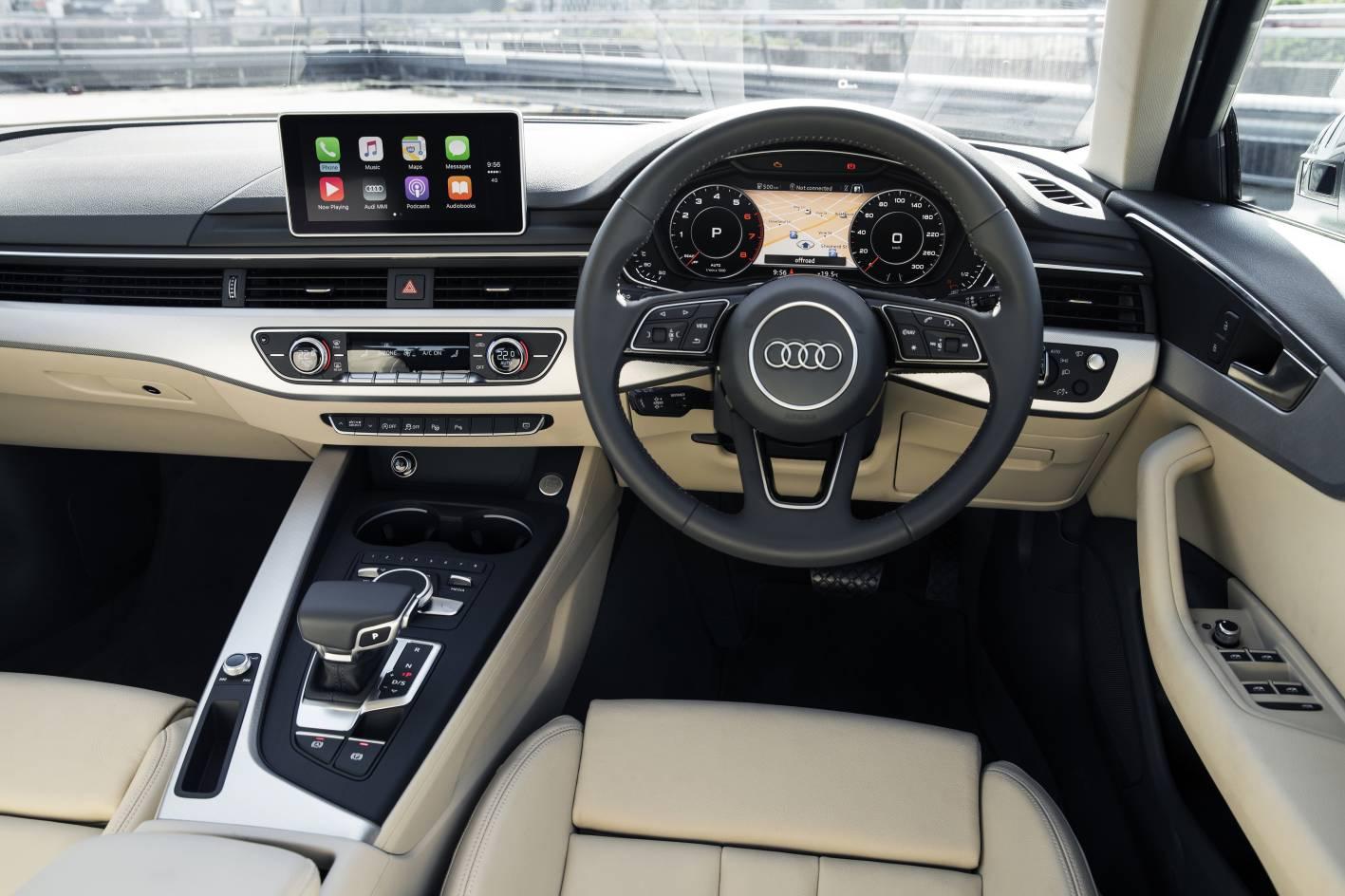 2016 Audi A4 Avant-interior |