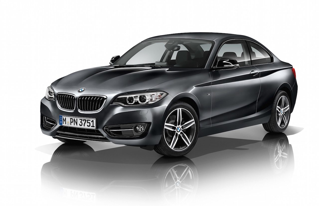 bmw 120i 220i updated with more power 230i replaces 228i performancedrive. Black Bedroom Furniture Sets. Home Design Ideas