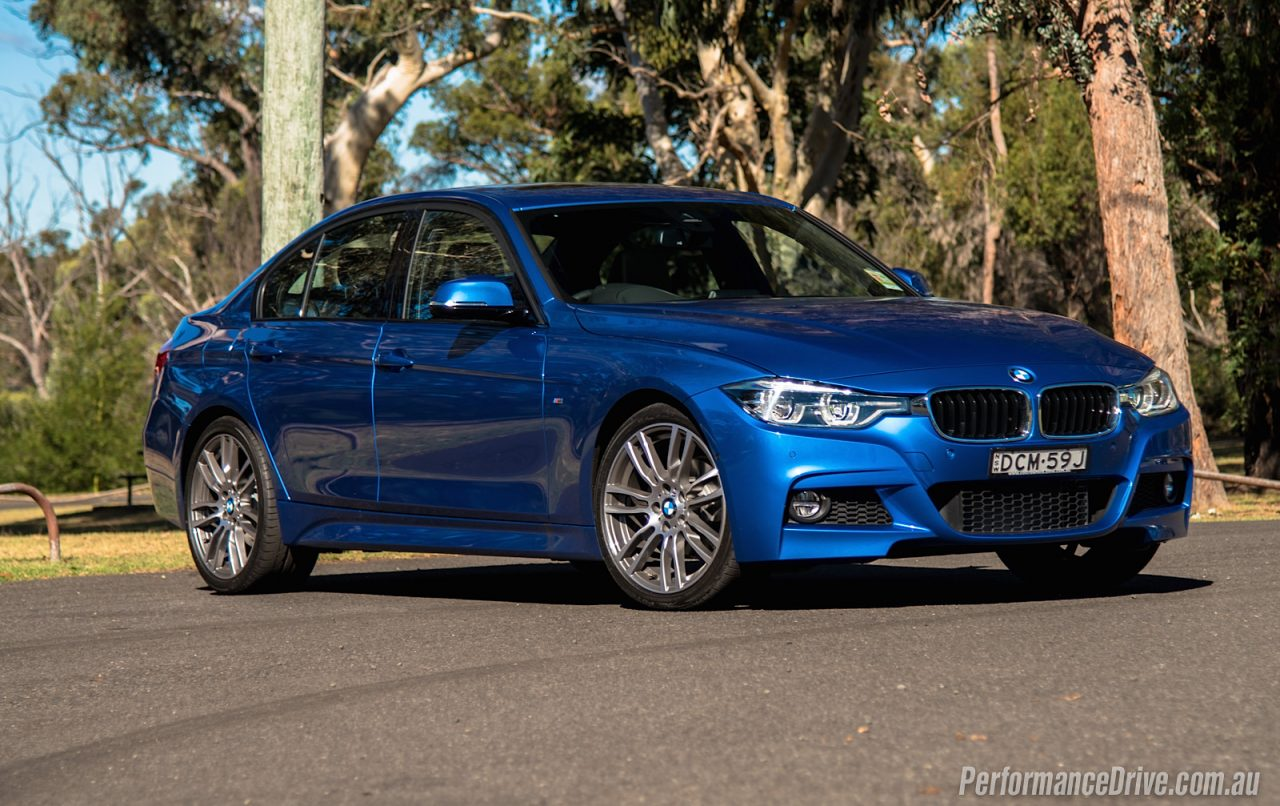 2016 bmw 320i m sport review video performancedrive. Black Bedroom Furniture Sets. Home Design Ideas