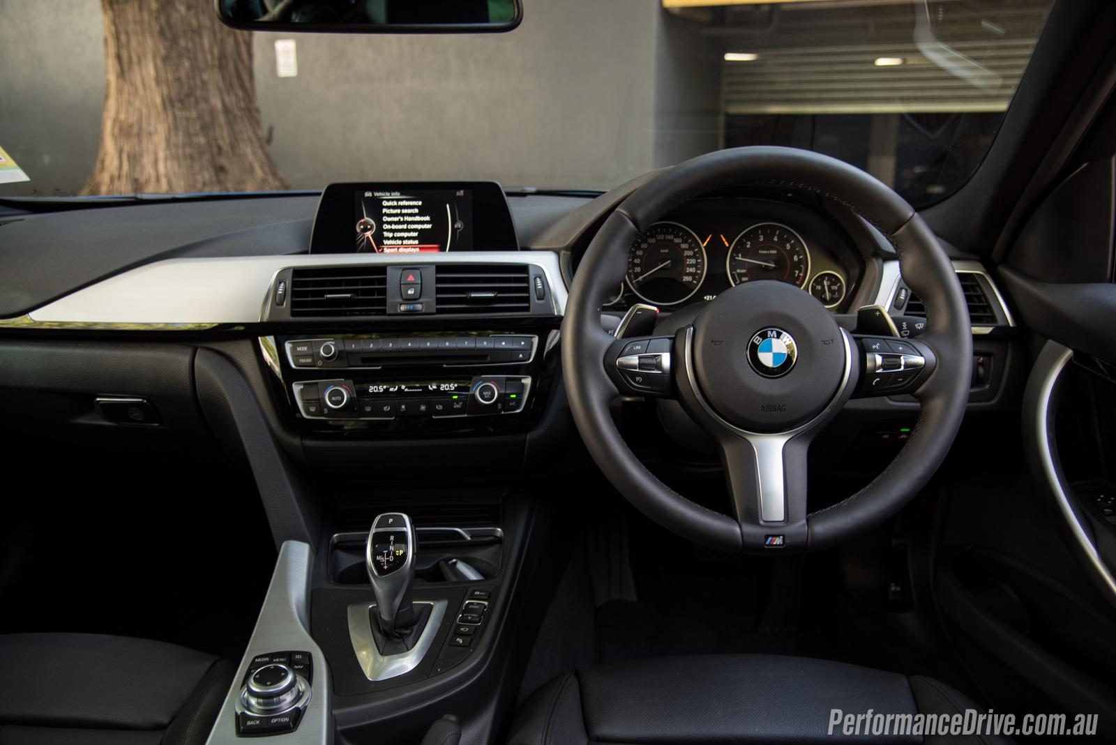 BMW I M Sport Review Video PerformanceDrive - Bmw 320i m sport